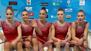 Момичетата преминаха през доста противоречиви емоции по време на първенството, но днес завършиха своето участие с първо място и сълзи от радост