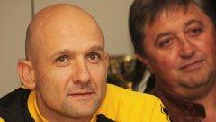 """Милен Радуканов не се задържа дълго начело на """"жълто-черните"""""""
