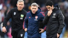 Арсенал продължава да играе неубедително и при Артета регистрира предимно равенства