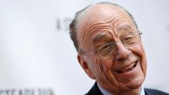 Нищо чудно следващият ръководител на News Corp вече да не носи фамилията Мърдок...