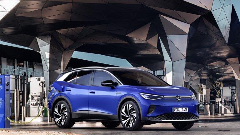 Volkswagen ID.4 идва с амбициите да завладее сърцата на американците