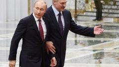 Беларус и президентът продължават уклона си към Кремъл