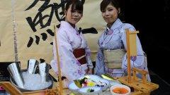 """""""Старите моми"""" в Япония вече не са такава рядкост"""