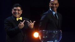И Марадона вече е отегчен от съперничеството между Меси и Роналдо