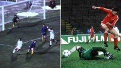 Реал Мадрид е играл общо три европейски финала срещу британски отбори, като е загубил и трите