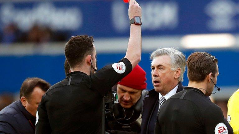 Карло Анчелоти ще може да води Евертън срещу Челси