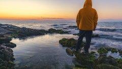 Нивото на Каспийско море намалява със седем сантиметра всяка година