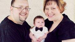 Конър Леви, роден чрез ин витро процедура в САЩ, е бебето, избрано след скрининг на хромозомите
