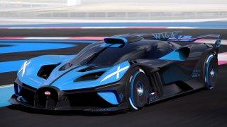 Bugatti представи нов болид, чиято цел е една - скорост