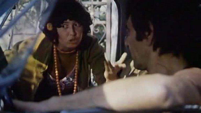Покрив (1978)  Скандален за времето си, а не по-малко и в днешния ден, филмът на Иван Андонов описва любовния порив на женен мъж (Петър Слабаков), оскотял от монотонния семеен живот и плановете за нова къща. Той дръзва да се влюби безумно в циганка, и то в рамките на едно малко селище, където за всеки се знае всичко.  След тази си прекрасна роля Пепа Николова и друг път играе циганка, но не с тази страст и не редом до големия Петър Слабаков...