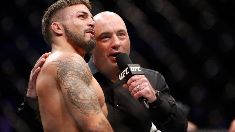 За мнозина Роугън е познат като репортер и водещ на мачовете от MMA шампионата UFC. През целия живот на комика бойните изкуства заемат важно място.