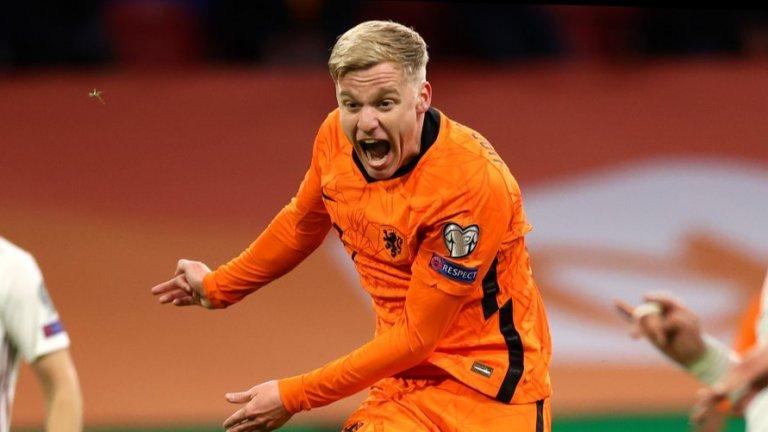 Звезда на Нидерландия отпадна от състава за Евро 2020