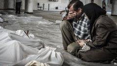 Пентагона разследва кой обстрелва болницата в Идлиб