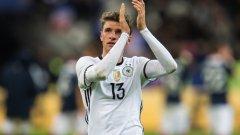 Мюлер отново беше герой за Германия на старта на тези квалификации