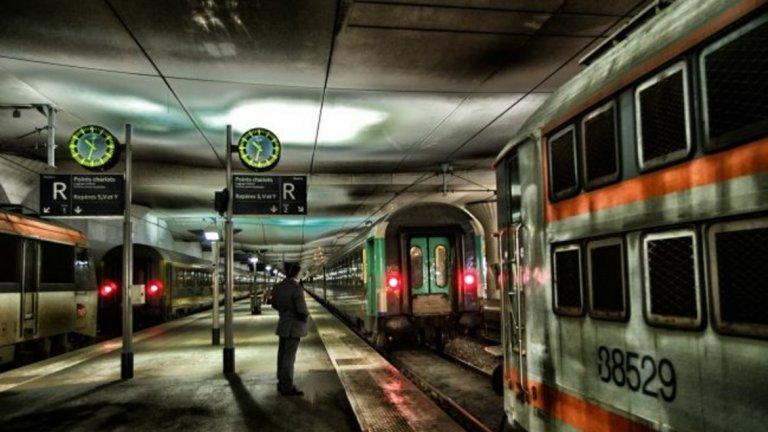 За някои метрото не е просто средство за придвижване