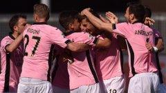 Ивайло Чочев вкара първия си гол в Серия А при победата с 3:1 над Удинезе