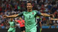 Роналдо е голмайстор номер 1 в историята на португалския национален отбор, но ако иска да е на върха сред всички реализатори в историята на националните отбори, ще трябва да вкара още много...