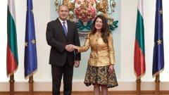Херо Мустафа започва мандата си в България