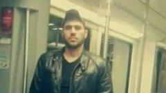 2 г. 11 м. затвор за нападателя от метрото в Берлин