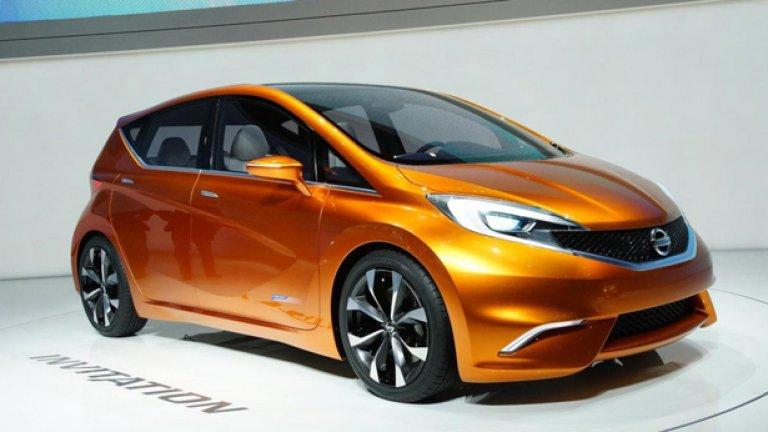 """Слагаме край на спора дали Nissan се произнася с дълго или кратко """"и"""""""