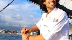 Рикардо е роден в Португалия. Въпреки че семейството му няма общо с плаването, именно това е неговото призвание.