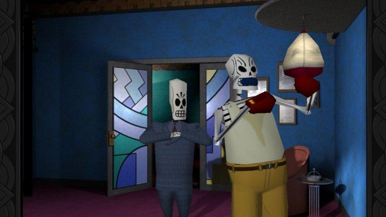 Рубакава (Grim Fandango)  Не си умрял, докато не посетиш Рубакава. Това е най-колоритното и пълно с цвят място в света на мъртвите. Всъщност между оживените му улички и това, че всичките му обитатели реално са мъртви, има някакъв странен контраст. Рубакава е градът на дългите сенки, на хартиените скелети, на ярките светлини и неочакваните мъгли. Пак Рубакава е мястото, където ще чуете невероятна комбинация от музика като джаз, бибоп, мариачи и дори индиански мелодии. Рубакава е и мястото където изгубени души ще открият себе си, а любовници с разбити сърца очакват сродните си души.  Този екстравагантен, жизнен и в същото време безкрайно тъжен град е част от приключението Grim Fandango, което става първата игра на LucasArts с триизмерна графика, когато излиза през 1998 г. Неговата визия е издържана в стила, който мексиканците ползват за честването на Деня на мъртвите и до днес Рубакава си остава място без аналог в гейминга.