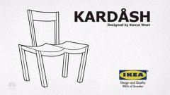 Двойният стол Kardash