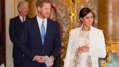 Принц Хари изрази огромната си радост пред медиите