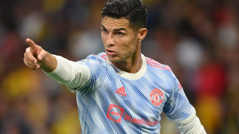 Роналдо изравни рекорди на Касияс и Меси срещу Йънг Бойс