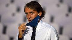 Италия се спъна срещу Босна, а Манчини втрещи: Обърках състава, защото бях без очила