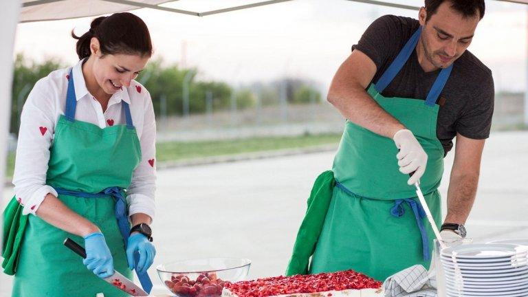 Йорданка Фандъкова отбеляза рождения си ден в завода за отпадъци