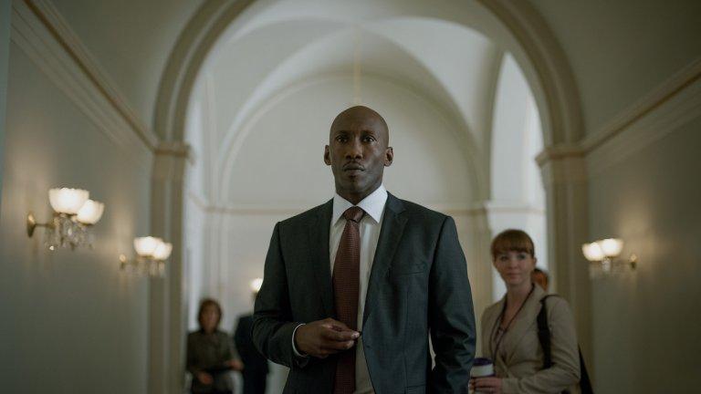House of Cards (2013-2016)   В хитовия сериал на Netflix Али играе Реми Дантън - адвокат и лобист, който преди да започне самостоятелната си кариера е бил част от екипа на Франк Ъндърууд (Кевин Спейси).