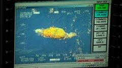 Международното издирване на MH 370 засега не е открило отломки освен на снимка.