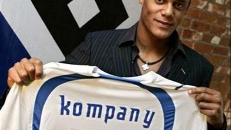 Венсан Компани в Хамбургер Пристигна в Сити именно от Хамбургер, където изкара две години. Интересното е, че там носеше №10 и играеше като дефанзивен полузащитник.