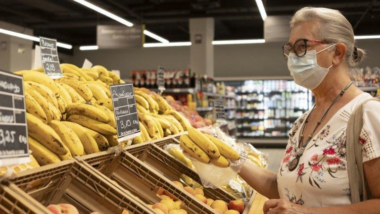 И без това никой не ги спазва, а боят за банани на промоция е по обяд