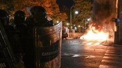 """Разбити магазини и коктейли """"Молотов"""" - резултатът от недоволството на италианците"""