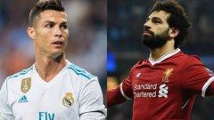 Кристиано Роналдо срещу Мохамед Салах ще е един от ключовите сблъсъци във финала, но далеч не единственият...