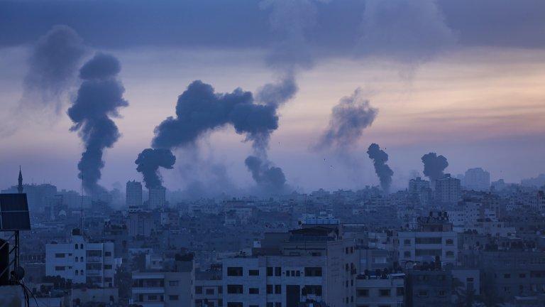 Расте броят на жертвите на конфликта между Палестина и Израел