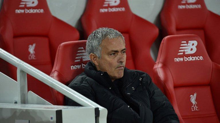 7.Жозе Моуриньо (Манчестър Юнайтед)  В края на първия си сезон начело на Юнайтед Специалния е забогатял с 11 млн. паунда спрямо миналата година и според Sunday Times разполага с общо около 61 млн.