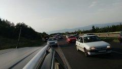 Налага се временна промяна на движението между Чирпан и Стара Загора.