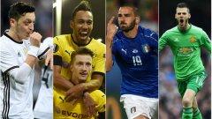 """Обамеянг попадна в 30-ицата на France Football, но партньорът му в Борусия Дортмунд, Марко Ройс, остана извън класацията. Ето и кои други имена бяха пропуснати от френското списание в номинациите за """"Златната топка"""" 2016..."""