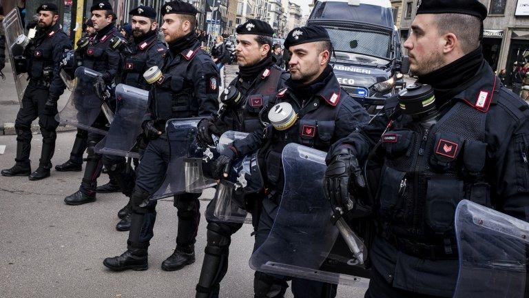 """Операция """"Скендербег"""" целяла да разбие ядрото от организации, контролиращо трафика на наркотици в региона"""