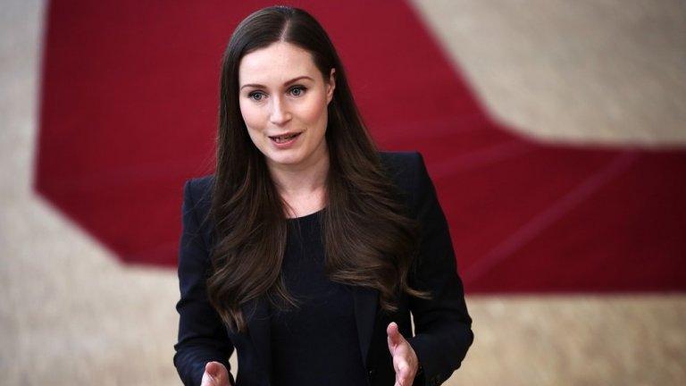 С жена премиер и правителство, ръководено от жени, страната предизвиква доста интерес