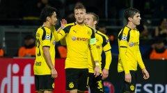 Головото шоу между Борусия и Легия постави няколко рекорда в Шампионската лига