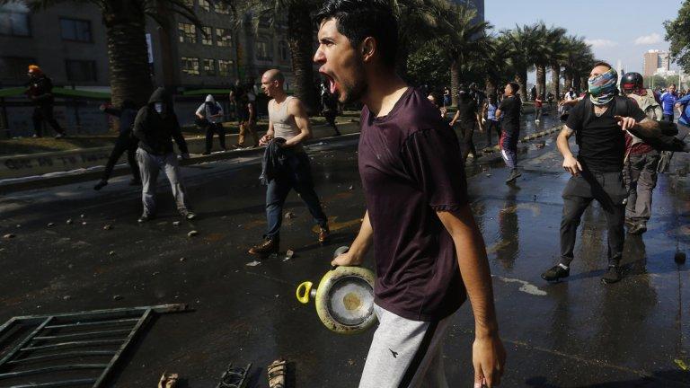 Нови жертви в Чили заради протестите