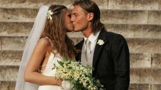 Илари и Франческо се ожениха през 2005-а.