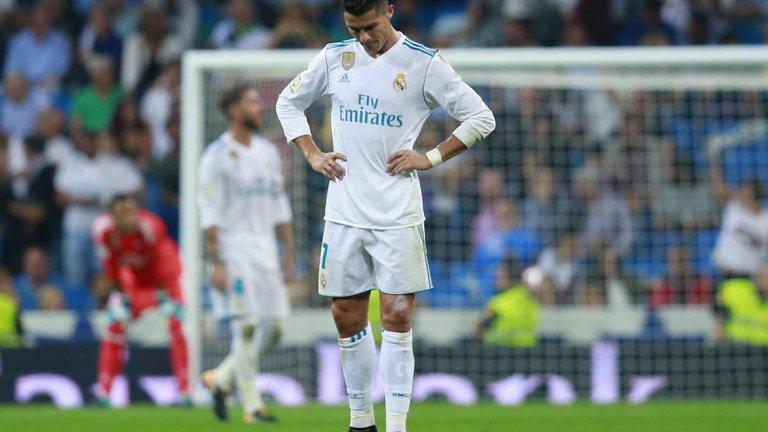 Как се стигна до кризата в Реал? Вижте 7 причини в галерията...