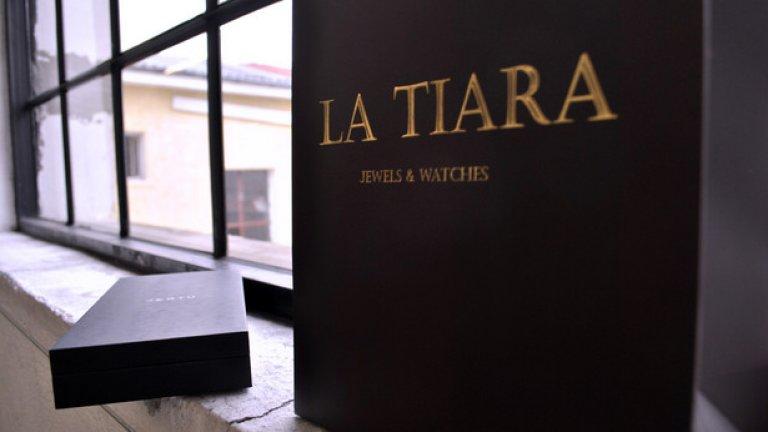 """В България ексклузивен представител на марката е магазин La Tiara на """"Калоян"""" 7."""