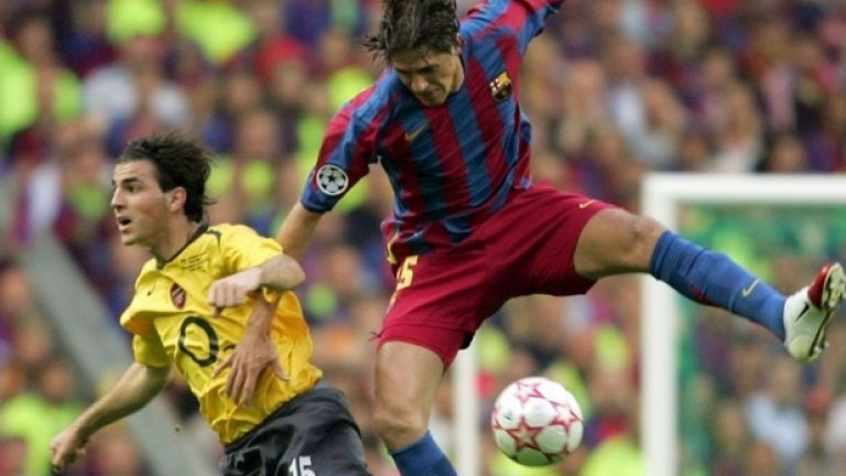 Едмилсон (2004-08) С Мота, Белети, Силвиньо и Роналдиньо бе част от бразилското ядро, което възроди каталунците. Без да блести и да бъде голяма звезда, Едмилсон бе много важен за треньора Рийкард.