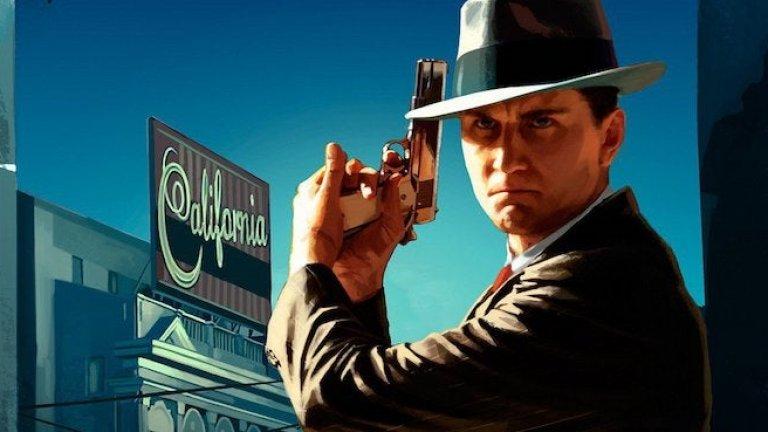 L.A. Noire (2011 г.)  L.A Noire от Team Bondi и Rockstar Games много вероятно е най-добрата детективска игра, която някога е създавана и едно от големите заглавия на 2011 г. Всичко в нея бе изпипано до най-малките детайли - от разпитите на заподозрени, разчитайки техните лицеви изражения, през събирането на улики до преследването на лошите.   За съжаление, скоро след пускането на играта австралийските разработчици от Team Bondi бяха осъдени от недоволни служители и компанията бе принудена да прекрати съществуването си. От тогава насам Rockstar, които държат правата, не са проявявали интерес за продължение на детективската история.